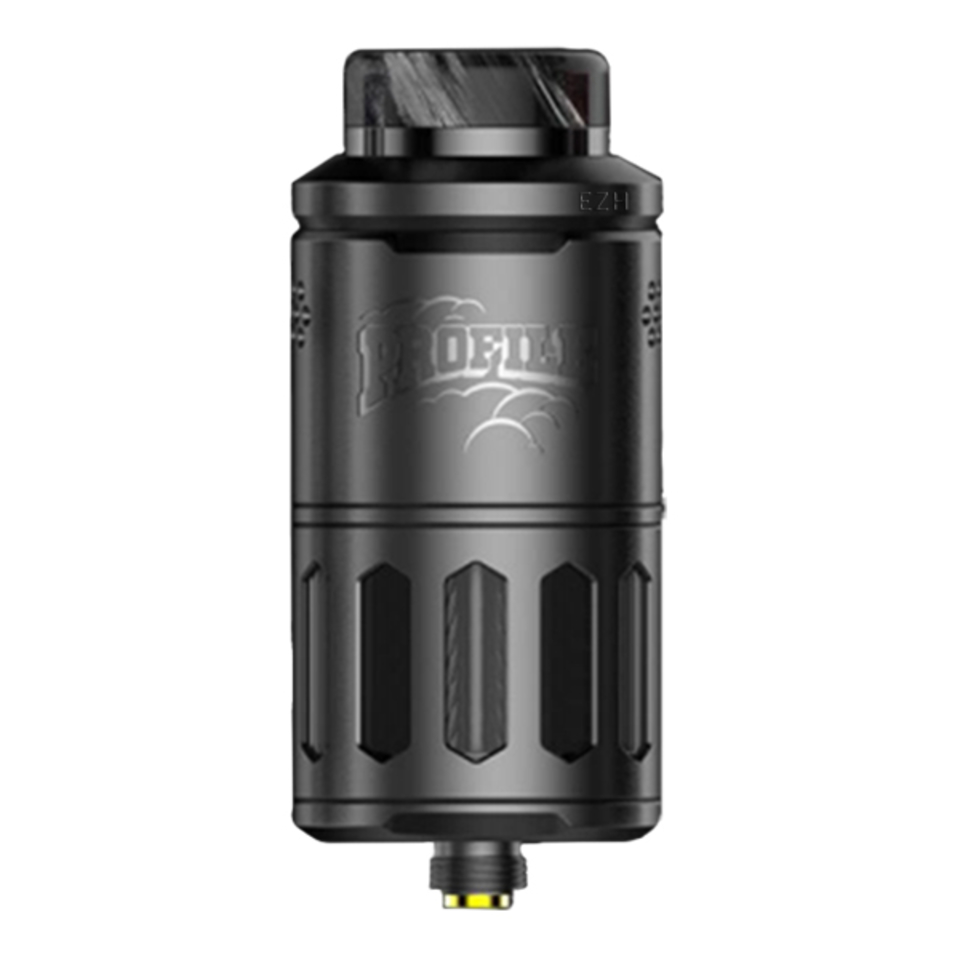 Profile RDTA Tank - 6,2ml 25mm - Wotofo (gunmetal) - product image